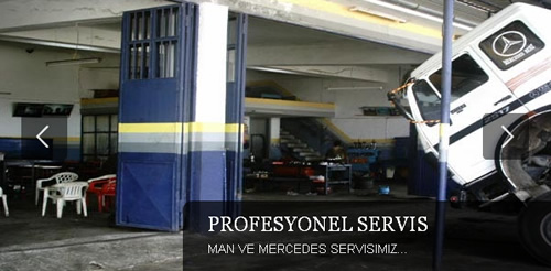 Tek-El Man Mercedes ve Man Servisi